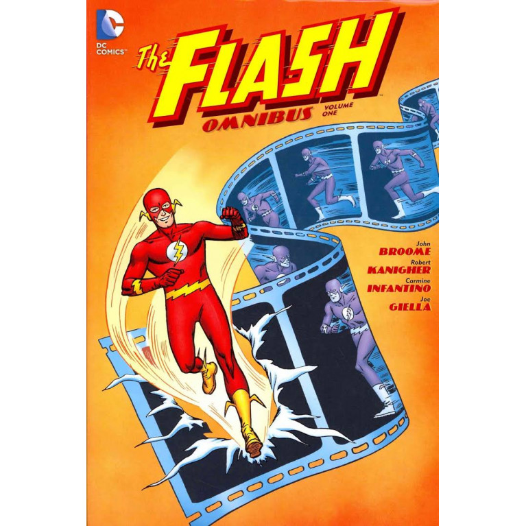 Flash Silver Age Omnibus Vol.1 - First Printing