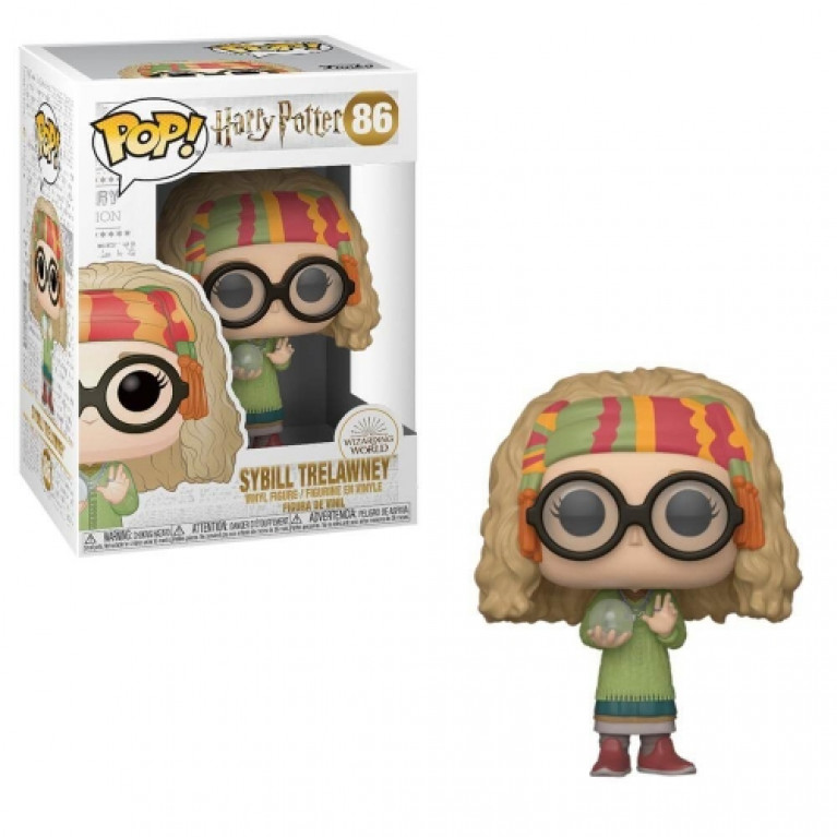 Профессор Трелони Бал Funko POP (Professor Sybill Trelawney)