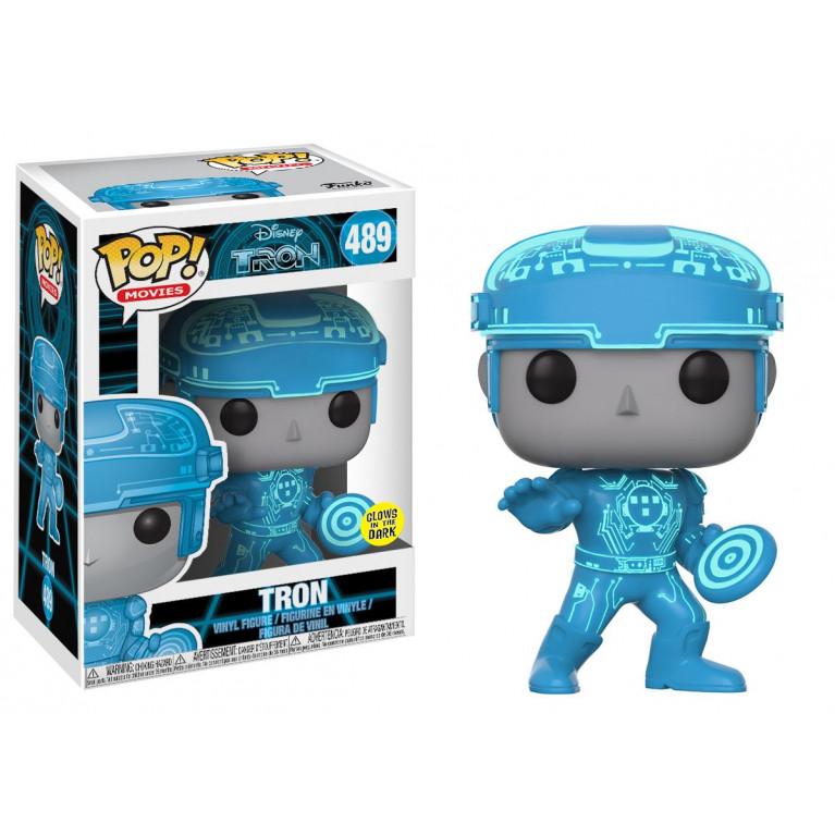 Трон Funko POP GITD (Tron GITD) - мятая коробка