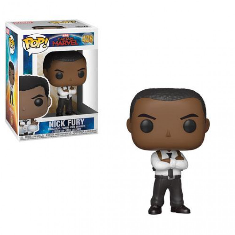 Ник Фьюри Funko POP (Nick Fury)