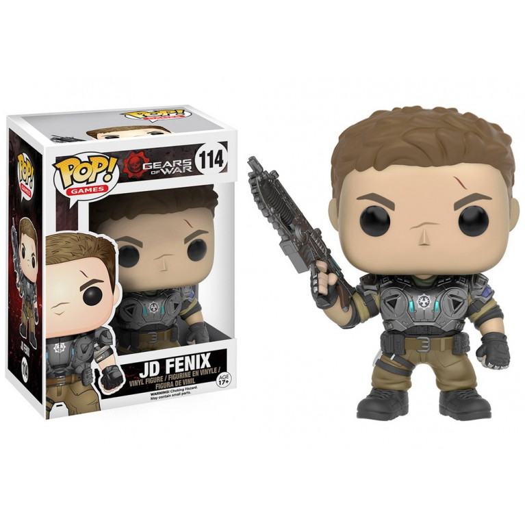 JD Fenix Funko POP