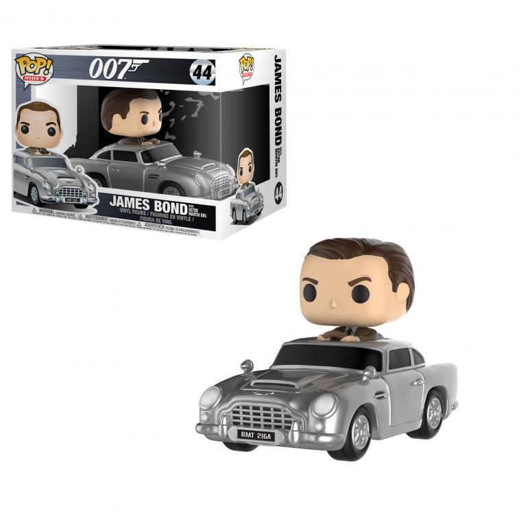 Джеймс Бонд на Астон Мартине Funko POP Ride (James Bond on Aston Martin)