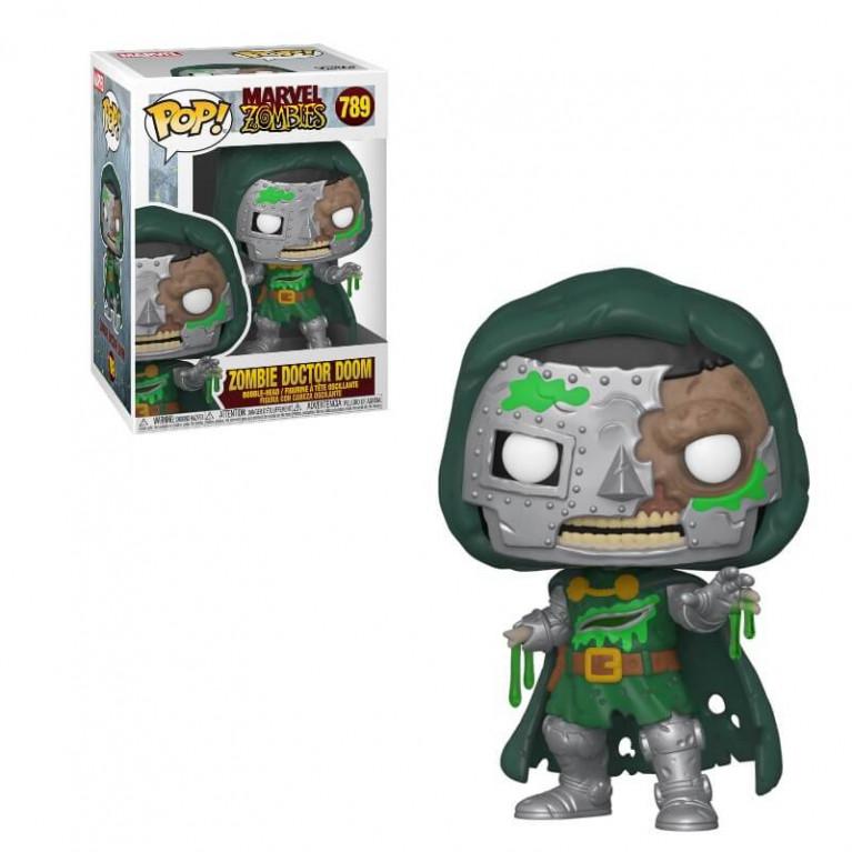 Зомби Доктор Дум Funko POP (Zombie Doctor Doom)
