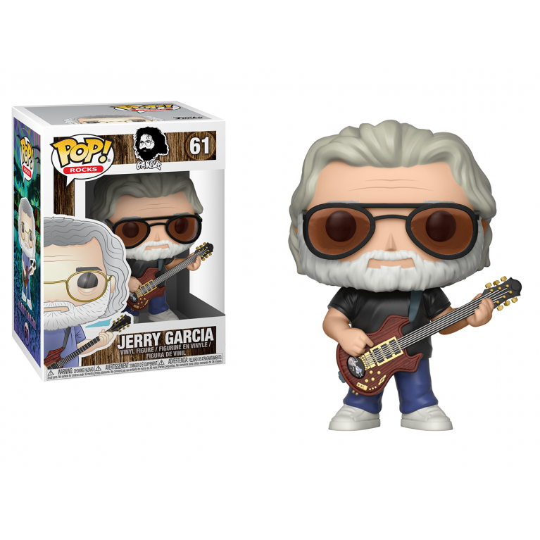 Джерри Гарсия Funko POP (Jerry Garcia)