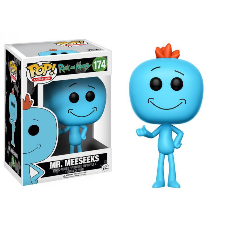 Мистер Мисикс Funko POP (Mr.Meeseks)