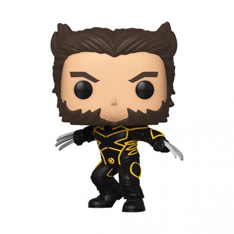 Росомаха в жилете Funko POP (Wolverine in Jacket Funko Pop)
