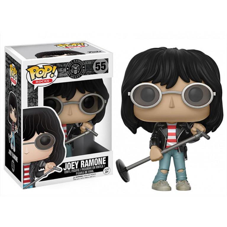 Джоуи Рамон Funko POP (Joey Ramone) — мятая коробка