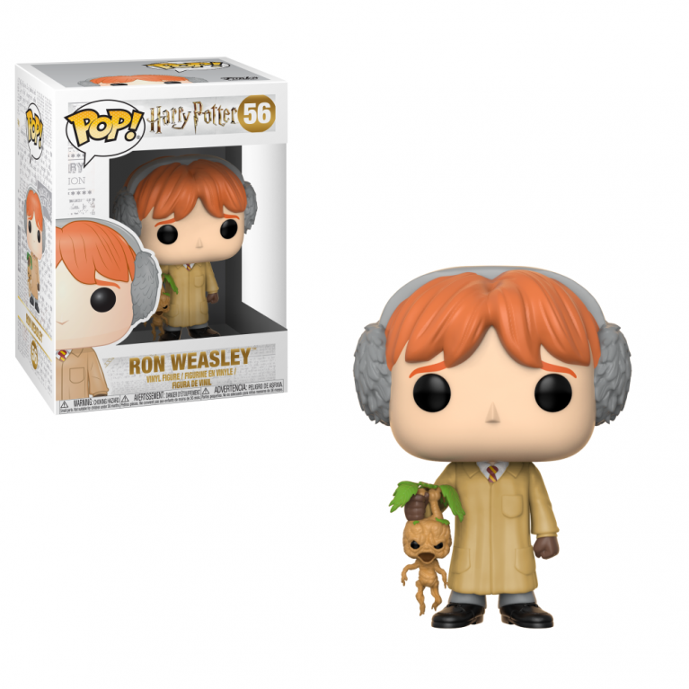 Рон Уизли Гербология Funko POP (Ron Weasley Herbology)