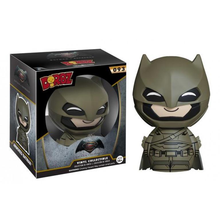 Бэтмен в броне БПС дорбз (Batman BVS dorbz)