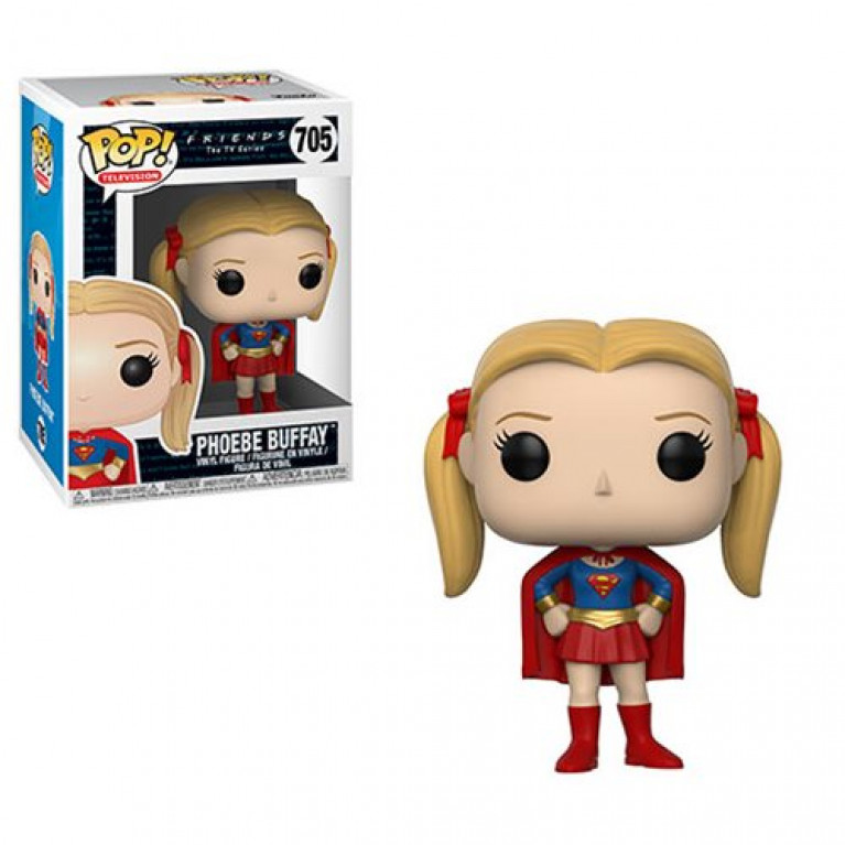 Фиби Буффе Супергерл Funko POP (Phoebe Buffay Supergirl)