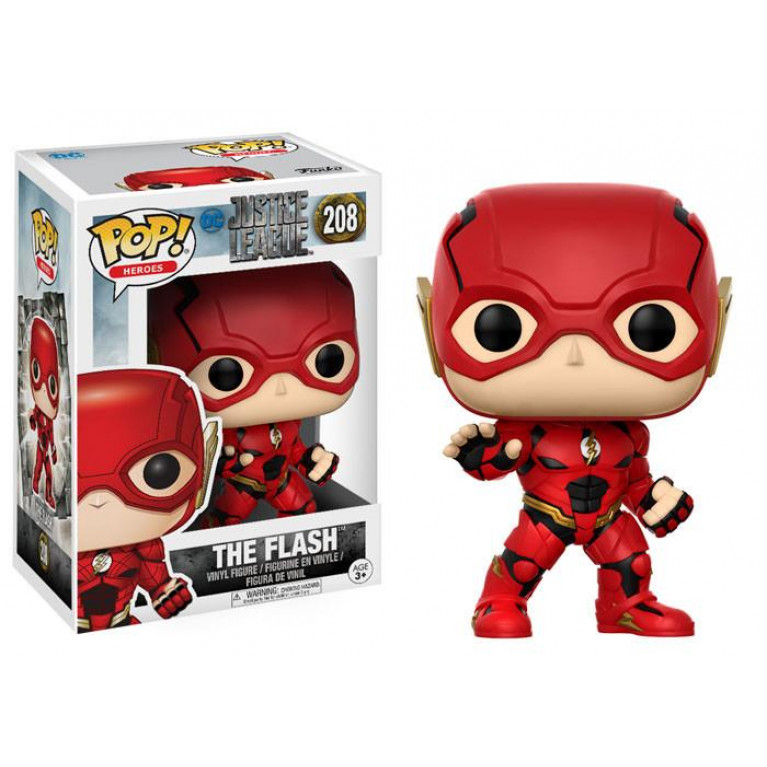 Флэш Funko POP (Flash JL)