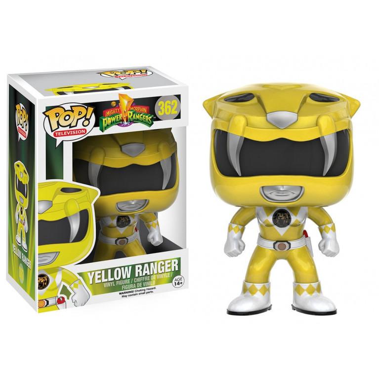 Желтый Рейнджер Funko POP (Yellow Ranger)