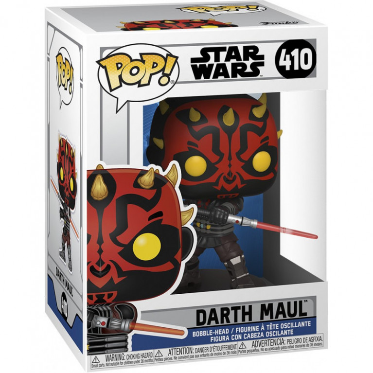 Дарт Мол Funko POP (Darth Maul)