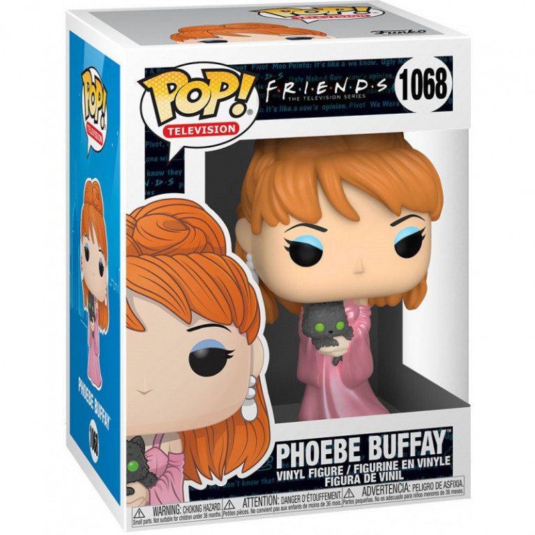Фиби в платье из видеоклипа Funko POP (Phoebe) - Предзаказ!