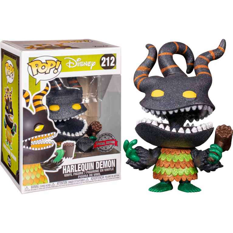 Арлекин Демон Diamond Funko POP (Harlequin Demon) - Эксклюзив