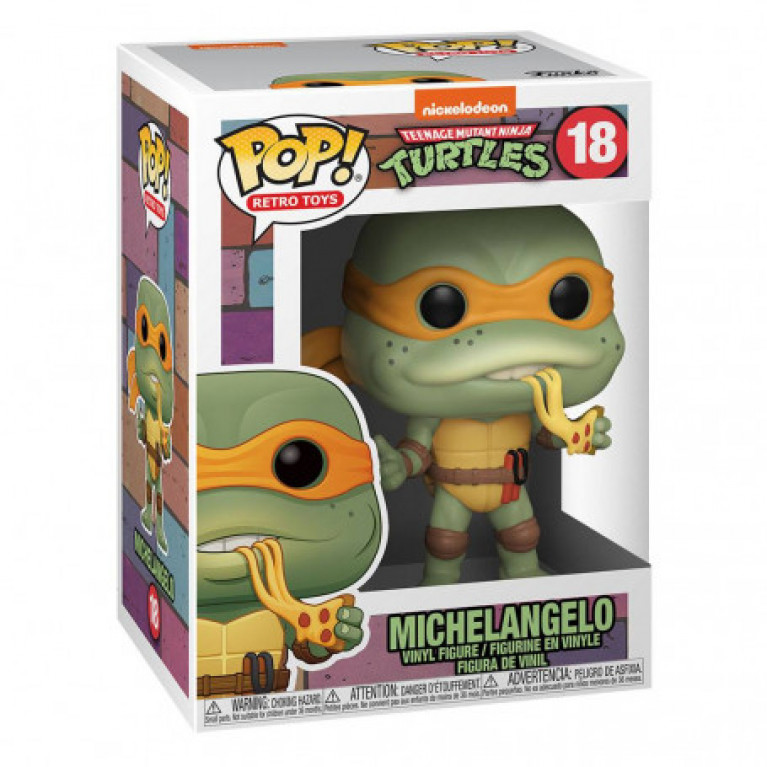 Микеланджело Funko POP (Michelangelo) - Предзаказ!