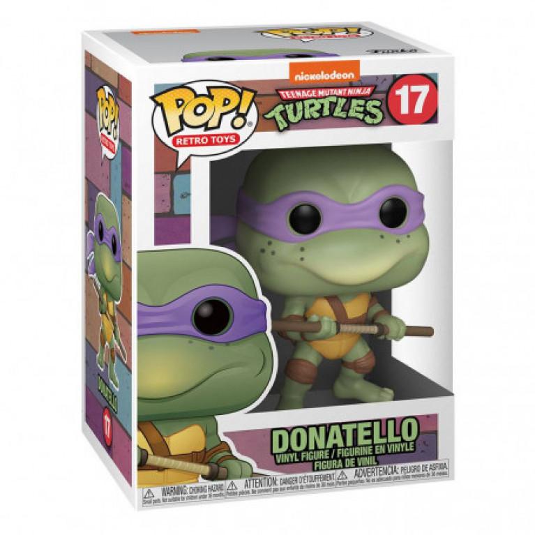Донателло Funko POP (Donatello)