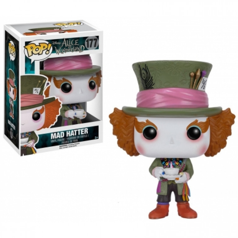 Безумный Шляпник Funko POP (Mad Hatter) - Предзаказ!