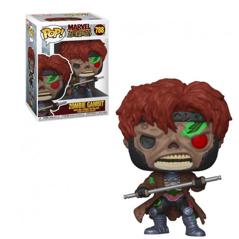 Зомби Гамбит Funko POP (Zombie Gambit)