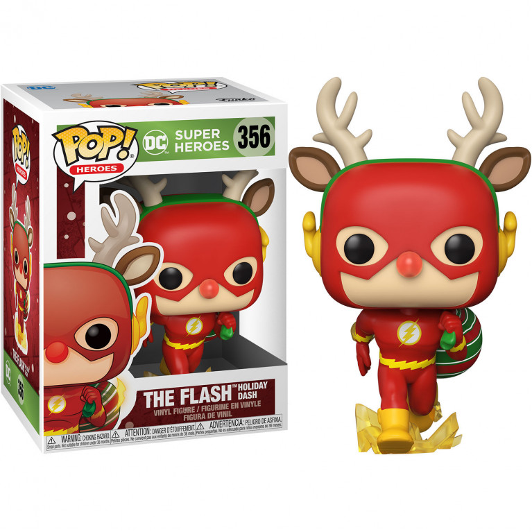 Флэш Рудольф Funko POP (Rudolph Flash)