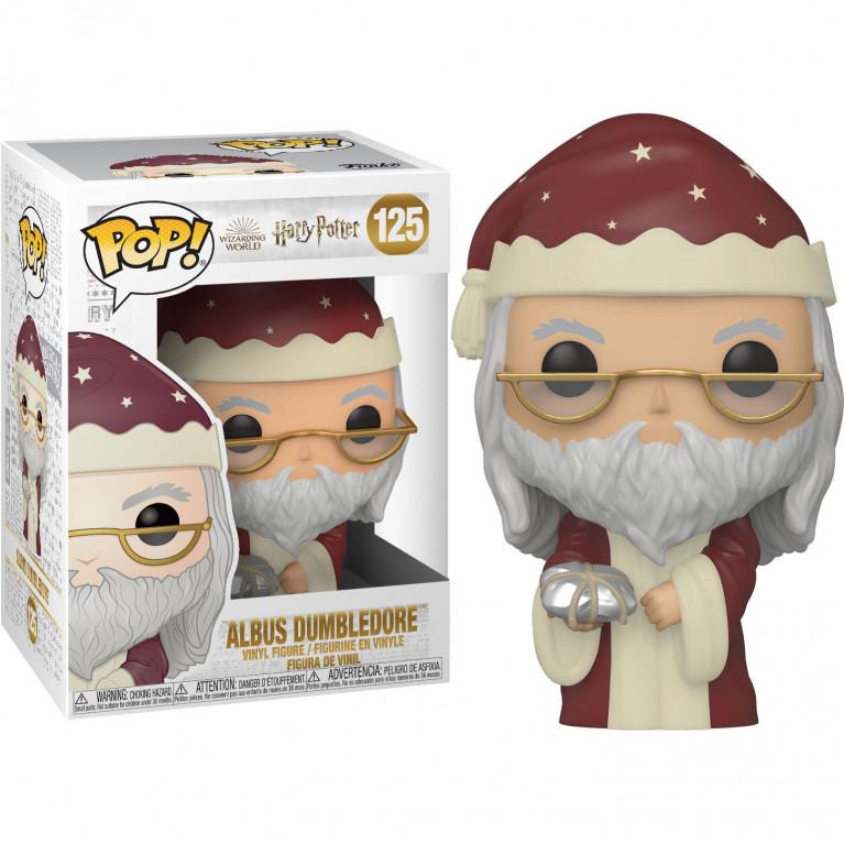 Дамблдор Праздничный Funko POP (Dumbledore Holiday)