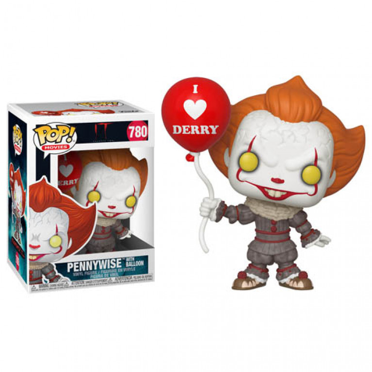 Пеннивайз с шариком Funko POP(Pennywise with baloon 2)