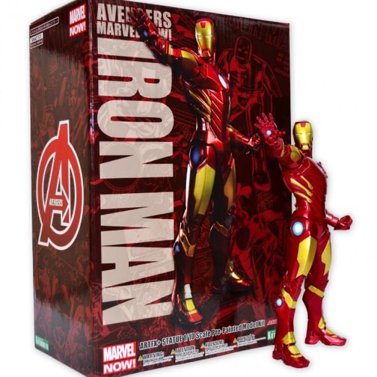 Железный Человек (Iron Man) Kotobukiya ArtFX+