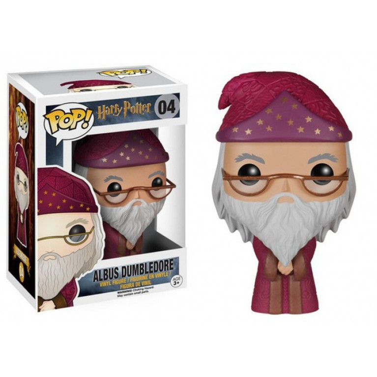 Альбус Дамблдор Funko POP (Albus Dumbledore red)