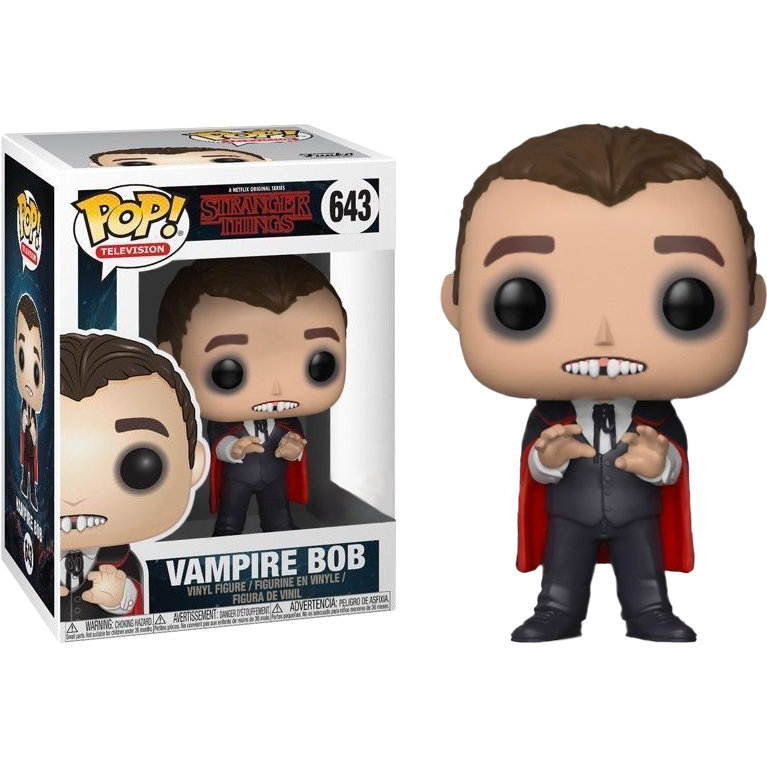 Вампир Боб Funko POP (Vampire Bob) - Эксклюзив