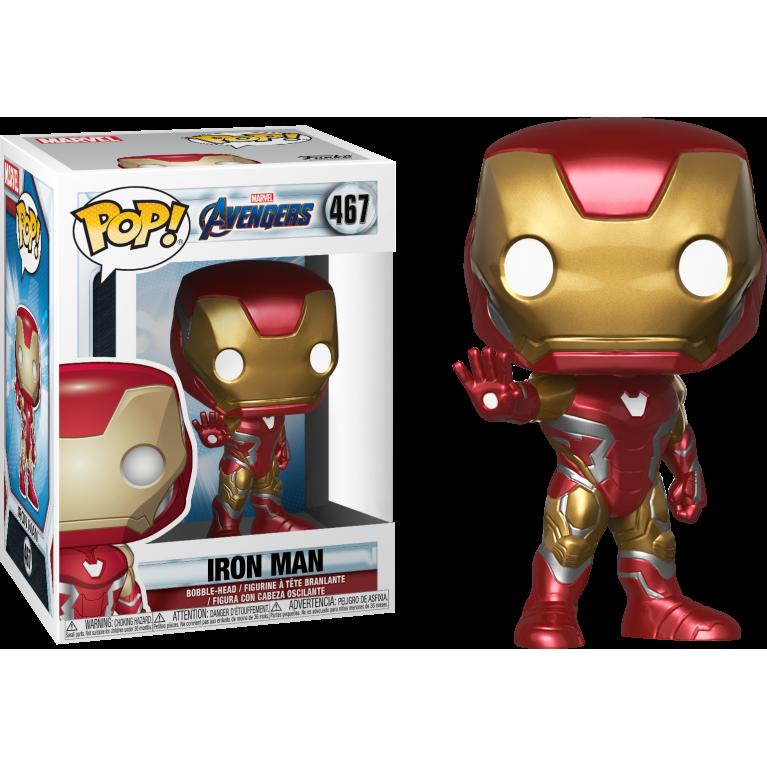Железный Человек Финал Funko POP (Iron man Endgame) - Эксклюзив